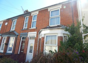 Thumbnail 2 bedroom terraced house to rent in King Street, Felixstowe