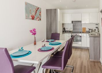 Thumbnail 1 bedroom flat for sale in Claret Court, Connersville Way, Croydon
