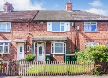 Thumbnail 3 bed terraced house for sale in Strathmore Avenue, Coventry