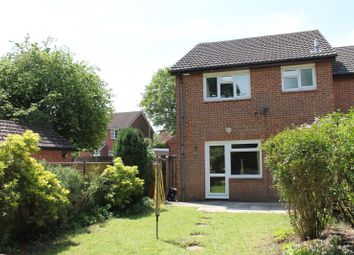 Thumbnail 1 bed semi-detached house to rent in Lymington, Hampshire
