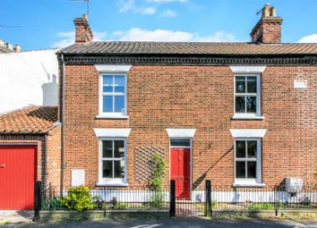 Thumbnail 3 bed end terrace house for sale in Newmarket Street, Norwich