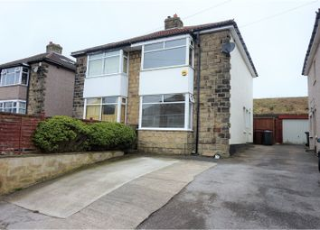 Thumbnail 2 bedroom semi-detached house for sale in Lyndale Drive, Shipley