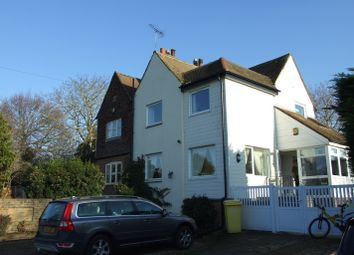 Thumbnail 3 bed semi-detached house for sale in Maidstone Road, Upper Ruxley, Sidcup