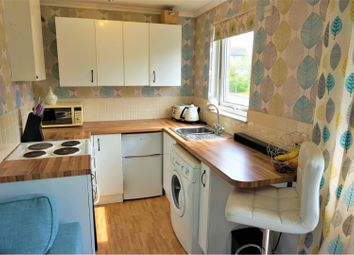 Thumbnail 1 bed flat for sale in Oakfield Drive, Dumfries