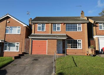 Thumbnail 4 bed detached house for sale in Aviemore Close, Arnold, Nottingham