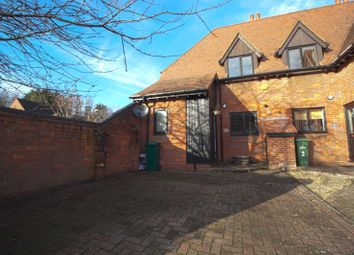 2 bed terraced house for sale in Lenborough Court, Woolstone, Milton Keynes MK15