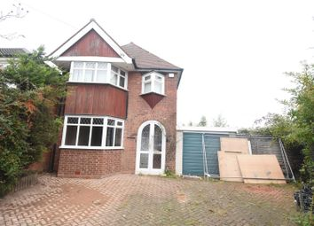 Thumbnail 3 bed detached house for sale in St. Margarets Road, Ward End, Birmingham