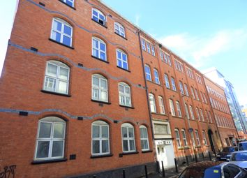 Thumbnail 1 bed flat for sale in Time House, 3 Duke Street, Leicester