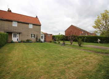 Thumbnail 3 bedroom semi-detached house for sale in Sutton Crescent, Freethorpe, Norwich