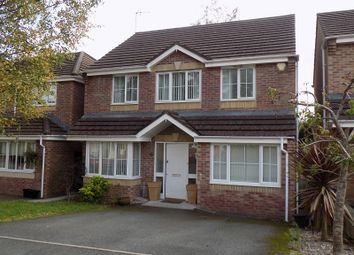 Thumbnail 4 bed detached house for sale in Wrenwood, Neath, Neath Port Talbot.