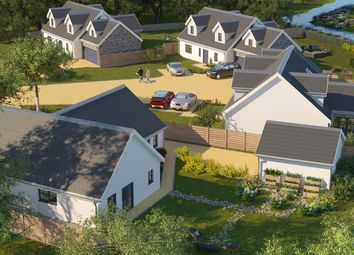 Thumbnail 4 bed detached bungalow for sale in Meadowbank Gardens, Wellbank, Monifieth, Broughty Ferry, Dundee
