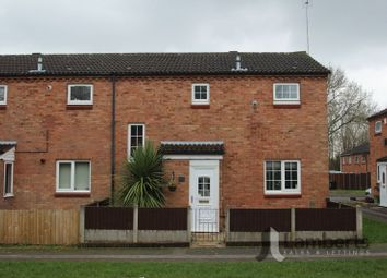 Thumbnail 2 bed terraced house for sale in Arley Close, Redditch