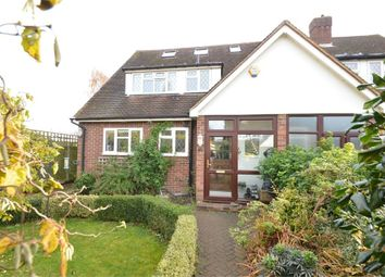 Thumbnail 4 bed semi-detached house for sale in Thrupps Lane, Hersham, Walton-On-Thames