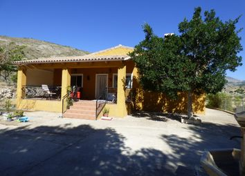 Thumbnail 3 bed villa for sale in Country Side, Orxeta, Alicante, Valencia, Spain