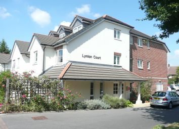 Thumbnail 2 bed property for sale in Lynton Court, Park Hill Road, Ewell