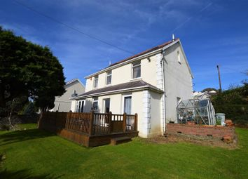 Thumbnail 3 bedroom detached house for sale in Gwscwm Road, Burry Port