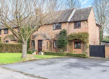Thumbnail 3 bed semi-detached house for sale in Latimer, Buckinghamshire
