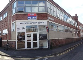 Thumbnail Office to let in Bedford Street, Leicester