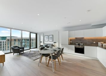 Thumbnail 2 bed terraced house for sale in Anchor Building, Royal Wharf, London