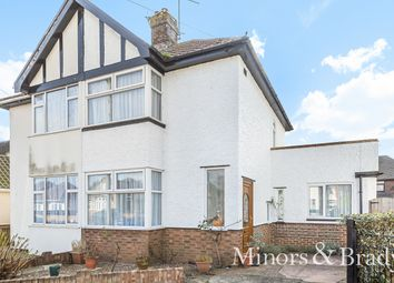 2 bed semi-detached house for sale in West Avenue, Gorleston, Great Yarmouth NR31