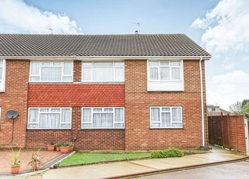 Thumbnail 2 bed flat for sale in Epsom Close, Bexleyheath