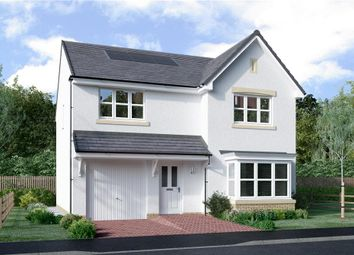 "Thumbnail 4 bed detached house for sale in ""Tait"" at Auchinleck Road, Robroyston, Glasgow"