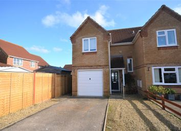 Thumbnail 3 bed semi-detached house for sale in Cherryfields, Gillingham
