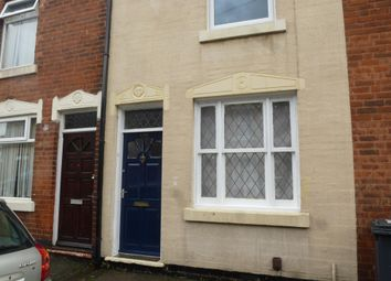 Thumbnail 2 bedroom terraced house to rent in Dalkeith Street, Walsall
