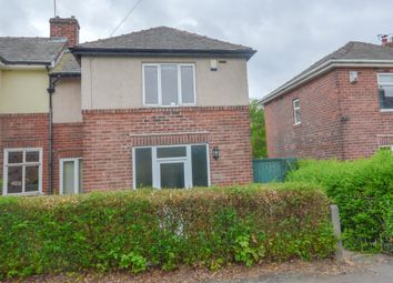Thumbnail 2 bed semi-detached house for sale in Hall Road, Sheffield