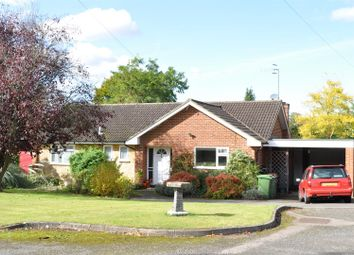 Thumbnail 3 bed detached bungalow for sale in Roebuck Close, Ashtead