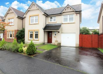 Thumbnail 4 bedroom detached house for sale in Rye Drive, Glasgow