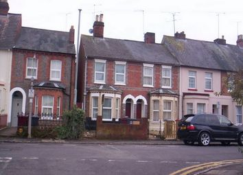 Thumbnail 4 bed end terrace house to rent in Junction Road, Reading, Berkshire