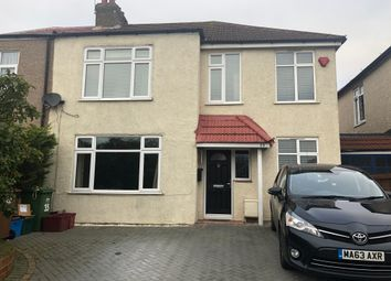 Thumbnail 5 bedroom semi-detached house for sale in Blackfen Road, Sidcup
