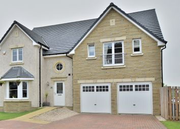 Thumbnail 5 bed detached house for sale in Foxglove Road, Newton Mearns
