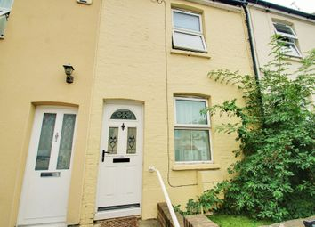 Thumbnail 2 bed terraced house to rent in Charles Street, Greenhithe, Greenhithe