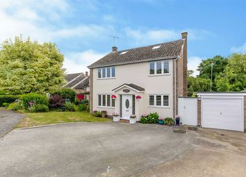 Thumbnail 4 bed detached house for sale in St Georges Close, Great Bromley, Colchester, Essex