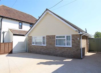 Thumbnail 2 bed detached bungalow for sale in Glenville Road, Walkford, Dorset