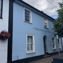 Thumbnail Leisure/hospitality to let in Cullompton Conservative Club, 40 High Street, Cullompton, Devon