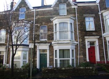 Thumbnail 4 bedroom property to rent in St Albans Road, Brynmill, Swansea
