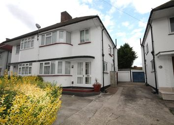 Thumbnail 3 bed end terrace house for sale in Tamworth Lane, Mitcham, Surrey