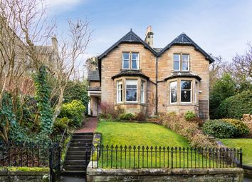 Thumbnail 3 bedroom semi-detached house for sale in Dell Road, Colinton, Edinburgh