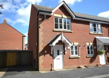 Thumbnail 2 bed end terrace house to rent in Norman Crescent, Budleigh Salterton, Devon