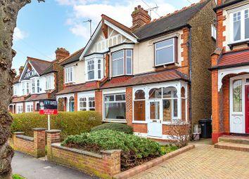 Hillbrow, New Malden KT3. 4 bed semi-detached house for sale