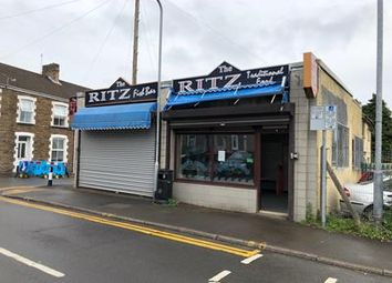 Thumbnail Restaurant/cafe to let in Former Ritz Fish Bar, Station Road, Neath, West Glamorgan