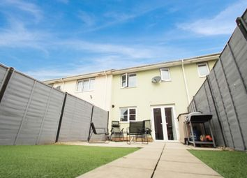 Thumbnail 3 bed terraced house for sale in Junction Gardens, Plymouth