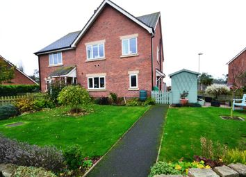 Thumbnail 4 bed semi-detached house for sale in Norton-In-Hales, Market Drayton