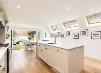 Thumbnail 5 bed terraced house for sale in Grimston Road, Parsons Green, Fulham, London