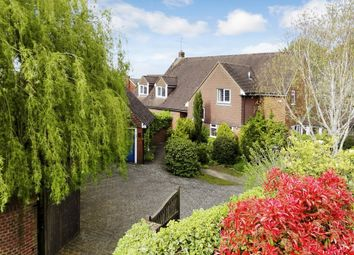 Thumbnail 5 bed detached house for sale in Wendan Road, Newbury