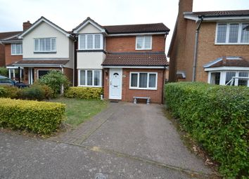 Thumbnail 4 bedroom detached house for sale in Yeoman Way, Hadleigh, Ipswich