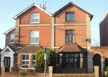 Thumbnail 4 bed town house for sale in Riverside Walk, North Station Road, Colchester
